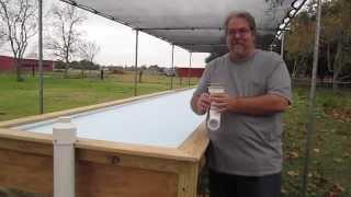 Part 5 - DWC Grow Bed Build