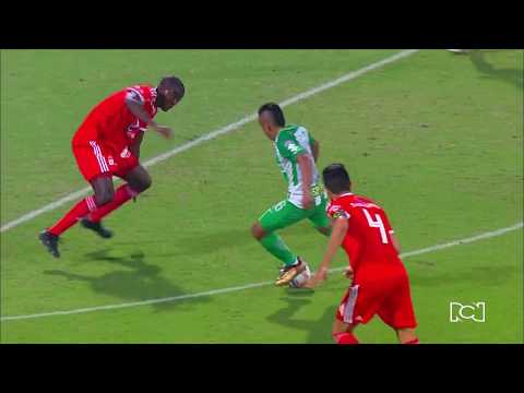 Revive lo mejor del partido  Nacional vs. América de la quinta fecha de la Liga Águila 2018-I