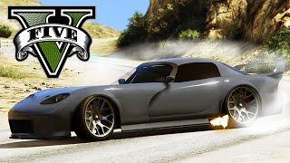 GTA V - Top 10 des voitures de drift !