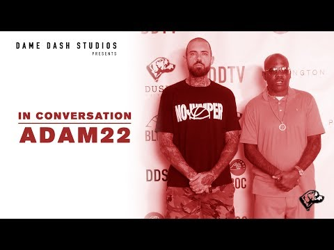 Dame Dash In Conversation With Adam22 Of No Jumper