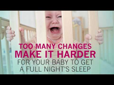 Should You Let Your Baby 'Cry It Out' And Sleep?