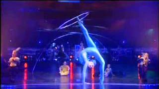 Cirque du soleil soundtrack-CERCEAUX