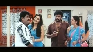 Ravichandran lover kissed brother Jaggesh Comedy | Kannada Comedy Videos | Nee Tata Naa Birla