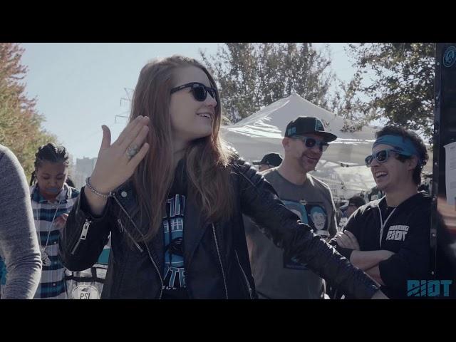 Roaring Riot - Happy Halloween