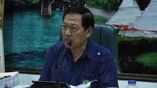 คณะกรรมธิการเกี่ยวกับปัญหาที่ดินฯ ลงพื้นที่จังหวัดกาญจนบุรี