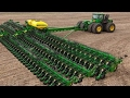 World Amazing Modern Agriculture Heavy Equipment Mega Machines: Tractor, Harvester, Ditcher