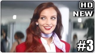 New Virgin Atlantic ad: Flight attendant superpowers
