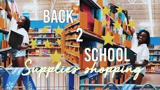 BACK TO SCHOOL SUPPLIES HAUL 2018 (college edition)