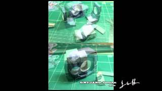papercraft ZOIDS-VOLTRON    Ending-video