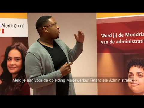 Promotiefilm Open Dag ROC Mondriaan school voor Economie Delft
