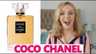 CHANEL COCO PERFUME REVIEW | Soki London