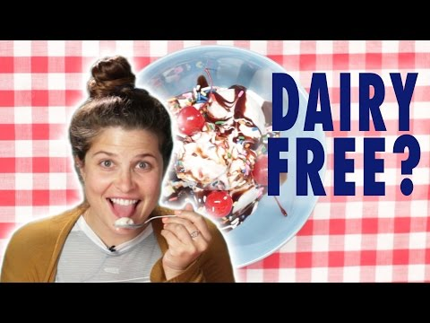 Dairy-Free Ice Cream Taste Test