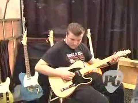 Summer NAMM - Hahn Guitars Model 228