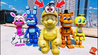 animatronics meet new golden super mario odyssey gta 5 mods for kids fnaf redhatter