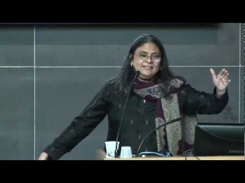 Urban Colloquium Lecture Series: Sheela Patel | Parsons The New School for Design