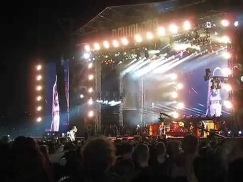 Aerosmith - Dream On/Sweet Emotion/Mama Kin - Donington, June 15, 2014