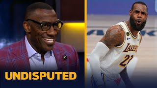 Skip & Shannon react to LeBron's approval of NBA restart on Dec 22nd | NBA | UNDISPUTED
