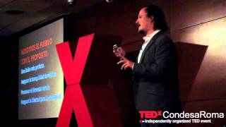 El origen de la grandeza: Marcelo Tedesco at TEDxCondesaRoma