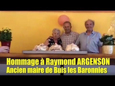 sem35 28 Août Hommage à Raymond ARGENSON