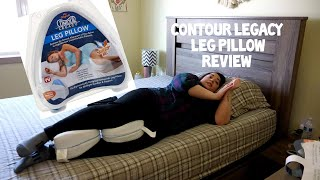 contour legacy leg pillow as seen on tv product review thenayli22