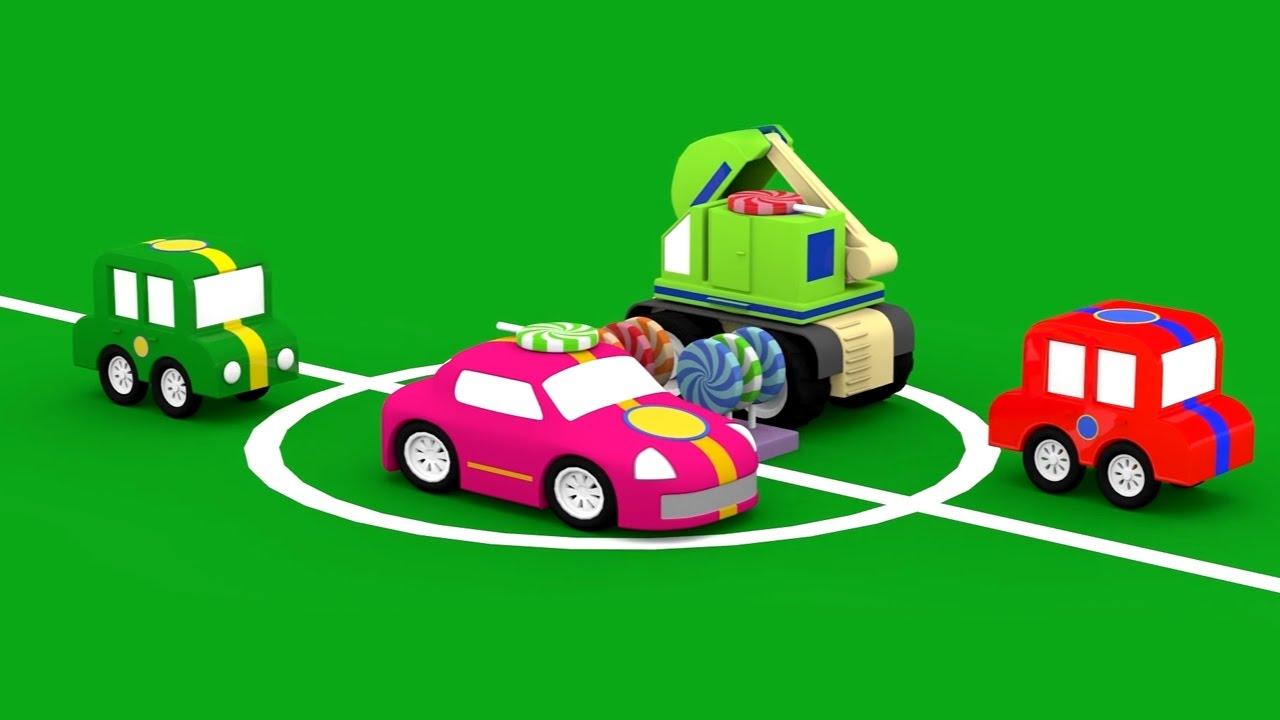 Youtube cartoni animati cars