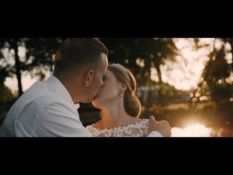 Het verhaal van Jan Bart en Sylvia | Trouwfilm impressie