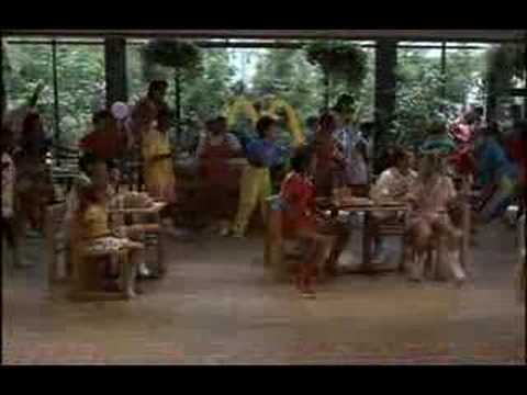 Mac and Me - Full McDonald's Dance Scene