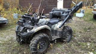 The Best Way t๐ Carry a Rifle on an ATV
