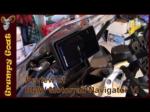 BMW Navigator VI Review