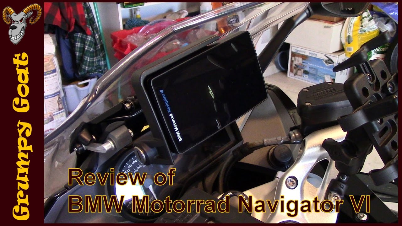 bmw navigator vi review youtube. Black Bedroom Furniture Sets. Home Design Ideas