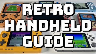 Interested in Retro Handhelds?  Start here.
