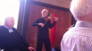 Eric Leong- violin / Largo from Xerxes by Handel