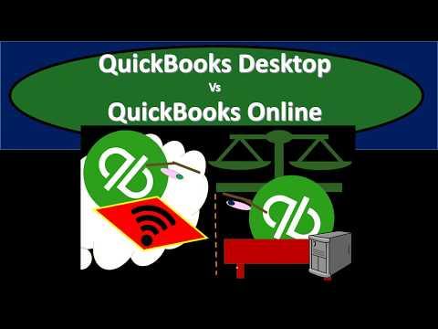 QuickBooks Desktop Vs QuickBooks Online – 2019