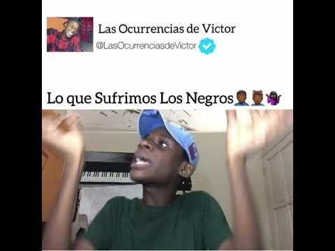 Lo que Sufrimos Los Negros