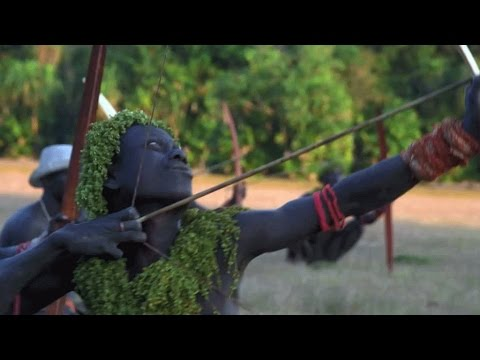 #Reporters - In Indian Ocean, Jarawa tribe risks dying out