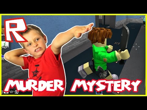 Murder Mystery 2 - MURDERER THAT DIED | Roblox with GamerGirl karinaOMG