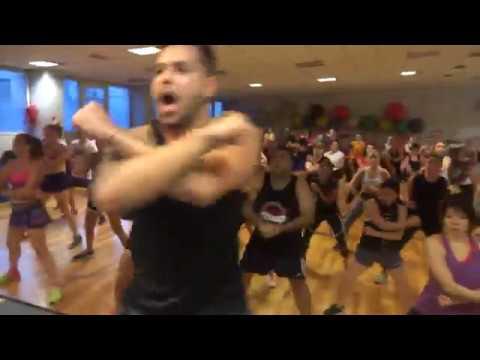 video completo di cardio brucia grassi hip hop