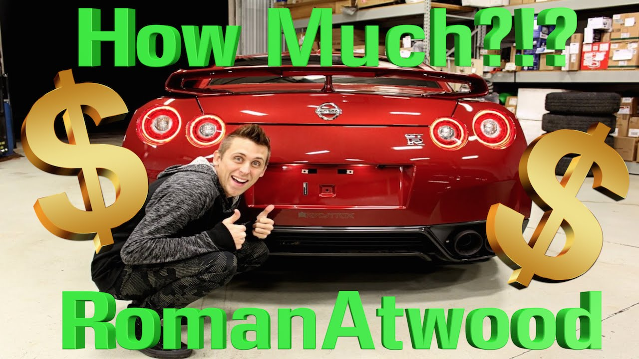 Romanatwood How Much Money Does He Make 2016 - Youtube-3496