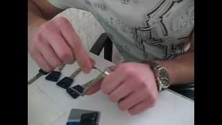 Вскрытие цилиндра Mul-T-Lock 7x7