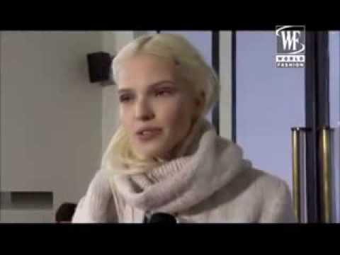 Sasha Interview 2 AT PARIS HAUTE COUTURE