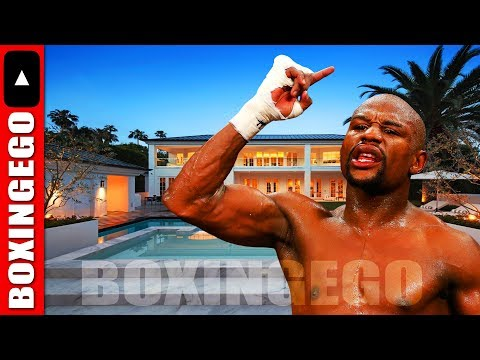 FLOYD MAYWEATHER'S NEW 26 MILLION DOLLAR MANSION-BURGULARIZED!! WHILE HE'S OUT OF TOWN IN CHINA WOW!