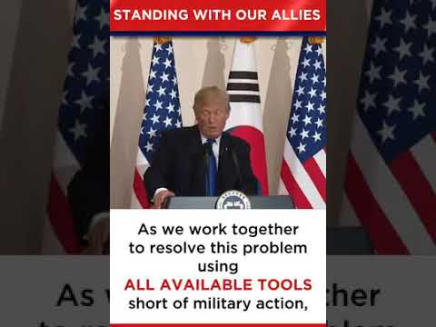 Donald J. Trump - Our two nations can always count on the close...