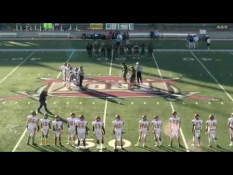 2017 AISA State Football Tripleheader Championship Escambia Academy vs. Autauga Academy