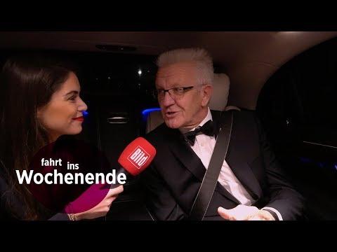 """Winfried Kretschmann """"Jeder Preis ist geringer als Neuwahlen"""" - Fahrt ins Wochenende 07"""