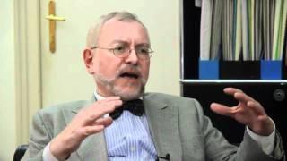 Д-р Рудольф Мерони рассказывает о роли Латвии в ...