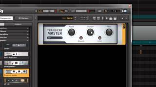 Maschine Komplete 8 Guitar Rig 5 Transient Master