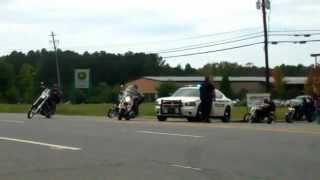 Trail of Tears - Charlie Maxwell Memorial Ride 2012