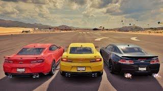 Forza Horizon 3 Online - Camaro ZL1 VS Camaro SS VS Camaro Z/28 ‹ ZoiooGamer ›