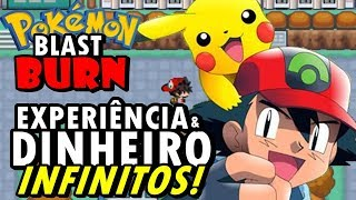 Pokemon Blast Burn (Detonado - Parte 4) - Do Inferno ao Céu!