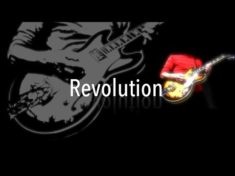 Revolution - The Beatles karaoke cover
